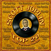Top 20 Most Popular Tracks by Scott Joplin