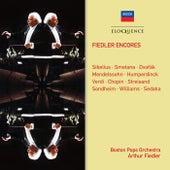 Fiedler Encores van Arthur Fiedler