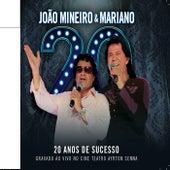 20 anos Recordação (Ao Vivo) de João Mineiro