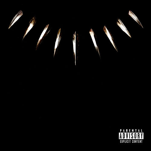 Black Panther The Album Music From And Inspired By by Kendrick Lamar, The Weeknd & SZA