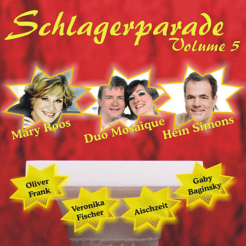 Schlagerparade Vol. 5 von Various Artists