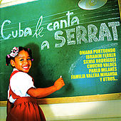 Cuba Le Canta A Serrat de Various Artists