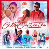 Alto Contenido (Remix) by Maldy
