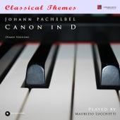 Canon and Gigue in D Major, P. 37, Extract (Piano Version) di Maurizio Lucchetti