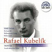 Smetana: Richard III, Op. 11, Wallenstein's Camp, Op. 14, Novak: South Bohemian Suite by Czech Philharmonic