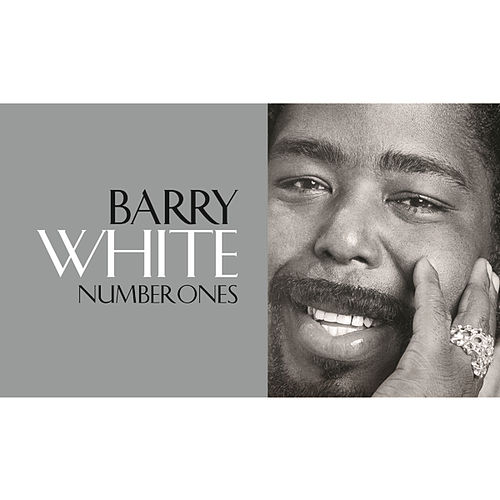 Number 1's by Barry White