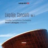 Liepaja Concerti Vol. I von Liepāja Symphony Orchestra