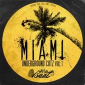 Miami Underground Cutz, Vol. 1 de Various Artists