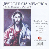 Jesu dulcis memoria: In the Presence of Our Lord by Patrick Russill