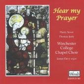 Hear My Prayer by James Davy