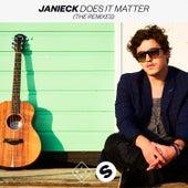 Does It Matter (The Remixes) von Janieck