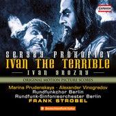 Prokofiev: Ivan the Terrible, Op. 116 by Various Artists