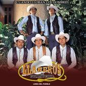 Cuando Lloran los Hombres by Los LLaneros de Guamúchil