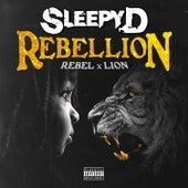Rebellion: Rebel x Lion von Sleepy D