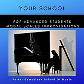 Modal scales improvisations de Petter Samuelsen School Of Music