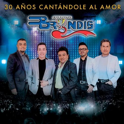 30 Años Cantándole Al Amor (En Vivo) by Grupo Bryndis