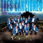 Tres Canciones (Versión Banda Amariachada) de Banda Los Sebastianes