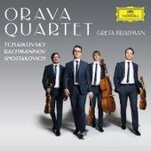Tchaikovsky, Rachmaninov, Shostakovich: String Quartets by Various Artists