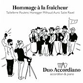 Hommage à la fraîcheur by Duo Accordiano with Bojana Antovic