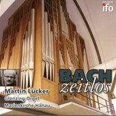 Bach zeitlos (Grenzing-Orgel, Marienkirche Hanau) by Martin Lücker