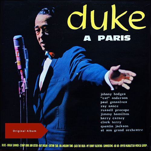 Duke À Paris (Original Album) de Duke Ellington