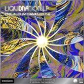 V/A LiquiDNAtion LP - Pre-Album Sampler #4 by Various Artists