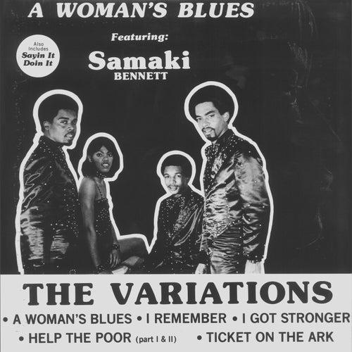 A Woman's Blues de Variations