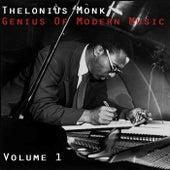 Genius Of Modern Music, Vol. 1 von Thelonious Monk