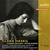 Clara Haskil plays Mozart, Beethoven and Schumann von Various Artists