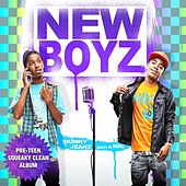 Skinny Jeanz And A Mic [Pre-Teen Squeaky Clean] de New Boyz