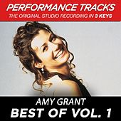 Best of Vol. 1 (Performance Tracks) - EP by Amy Grant