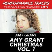 Amy Grant Christmas Vol. 1 (Performance Tracks) - EP by Amy Grant