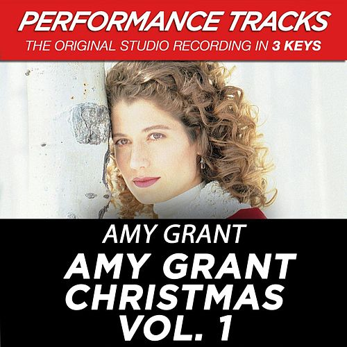 Amy Grant Christmas Vol. 1 (Premiere Performance Plus Track) by Amy Grant