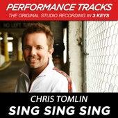 Sing Sing Sing (Premiere Performance Plus Track) de Chris Tomlin