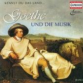 GOETHE AND MUSIC, Vol. 1 - BEETHOVEN, L. van / MENDELSSOHN, Felix / GOUNOD, C.-F. / BERLIOZ, H. / MASSENET, J. / MAHLER, G. / SPOHR, L. / BOITO. A von Various Artists
