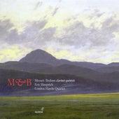 MOZART, W.A.: Clarinet Quintet in A major / BRAHMS, J.: Clarinet Quintet in B minor (London Haydn Quartet) by Eric Hoeprich
