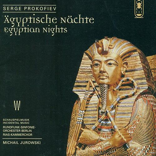 PROKOFIEV, S.: Egyptian Nights (Jurowski) by Michail Jurowski
