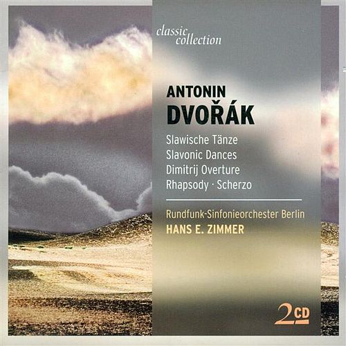 DVORAK, A.: Slavonic Dances / Festival March / The Water Goblin / Scherzo capriccioso / Rhapsody in A minor / Dimitrij (Fischer, Zimmer) by Various Artists