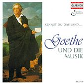 GOETHE AND MUSIC, Vol. 2 - WOLF, H. / SCHUBERT, F. / MOZART, W.A. / BEETHOVEN, L. van / SCHUMANN, R. / BRAHMS. J. / LISZT, F. / MENDELSSOHN, Felix von Various Artists