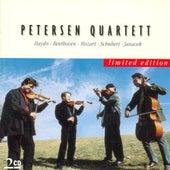 String Quartets - BEETHOVEN, L. van / HAYDN, F.J. / MOZART, W.A. / SCHUBERT, F. / JANACEK, L. (Petersen Quartet) de Various Artists