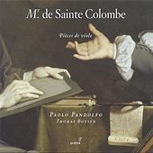 SAINTE-COLOMBE, J.: Pieces de viole (Pandolfo) de Thomas Boysen