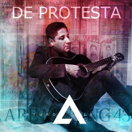 De Protesta by Arturo Leyva