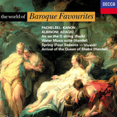 The World of Baroque Favourites von Various Artists