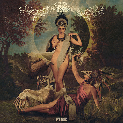 Fire - Single by The Red Goes Black