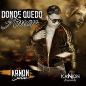 Dónde Quedó el Amor by Kanon Salsa