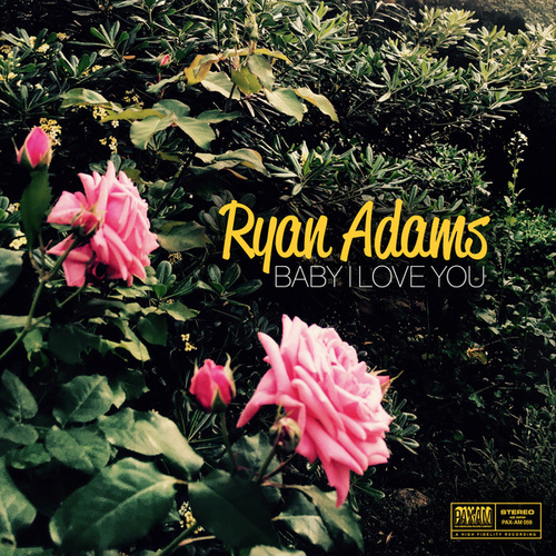 Baby I Love You by Ryan Adams