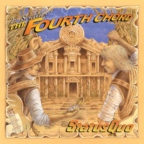 In Search Of The 4th Chord by Status Quo