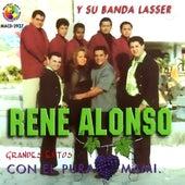Con El Pura Uva Mami by Rene Alonso Y Su Banda Lasser