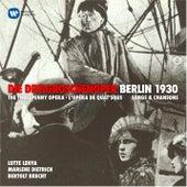 Kurt Weill: Die Dreigroschenoper (Berlin, 1929) de Lotte Lenya