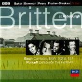 Bach, J.S.: Cantatas Nos. 102 & 151 / Purcell: Celebrate this Festival de Benjamin Britten